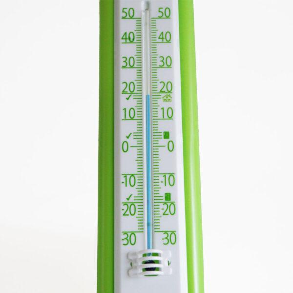 Ecosaver advies thermometer